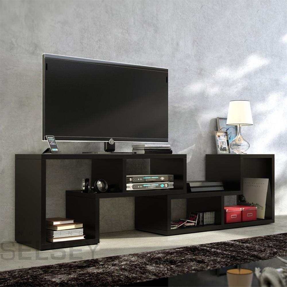 Meuble Tv Avec Bibliothèque meuble tv / table basse / bibliothèque - yinnala 3 en 1
